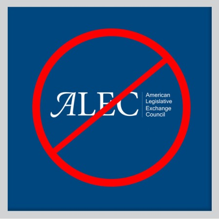 Reverse Citizens United stands with Common Cause urging corporations to cut ties with ALEC