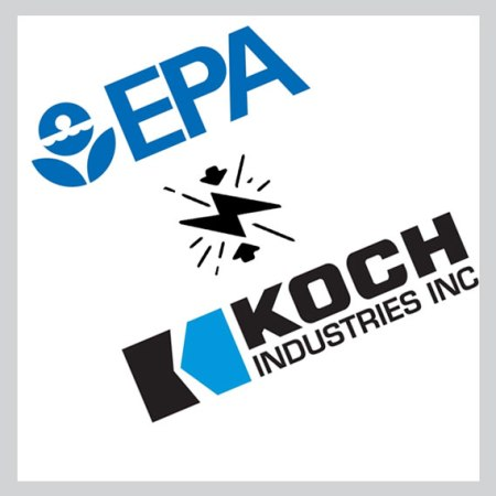 EPA fines, Koch Closes, Workers loose