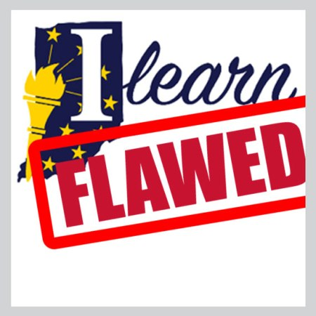 State of Indiana ILEARN program is flawed say experts Joan and Phil Harris