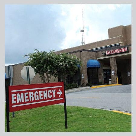 Emergency Room at Coliseum Northside Hospital, Wikimedia Commons photo, https://commons.wikimedia.org/wiki/File:Emergency_Room_at_Coliseum_Northside_Hospital.jpg#filelinks