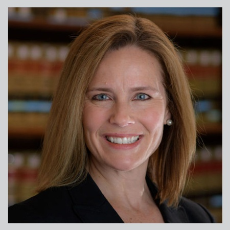 Amy Coney Barrett, Associate Supreme Court Justice