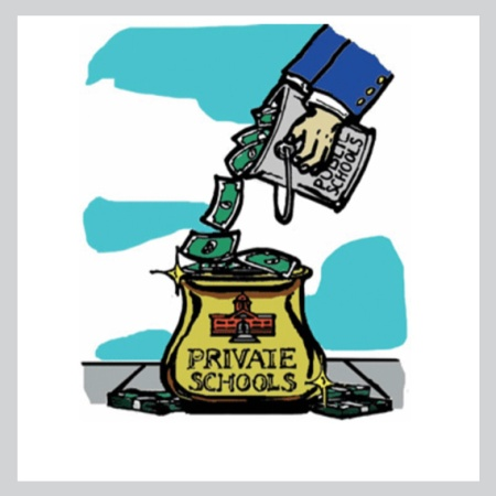 taxpayer funded private schools